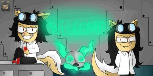 WELCOME by DebbyTheEnvy