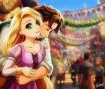 Tangled Thank you 2000 Watchers by Esther-fan-world