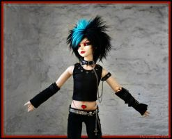 Total Freaking Rockstar From Mars by Harlequin-Elle