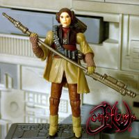 Princess Leia as Boushh by jvcustoms
