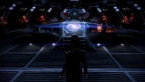 Mass Effect 3 - Normandy SR-2 CIC by Revan654