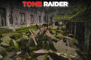 Tomb Raider Reborn - Angel 5 by drewhoshkiw