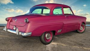 1952 Ford Mainline Sedan by SamCurry