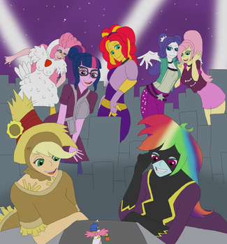 This is our Biggest Nightmare Night by Final7Darkness