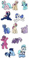 Free Shining x Cadence foals by angrykarin666