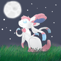 Sylveon by MagicalRave
