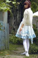 Isee no point in wearing shoes by lolitard