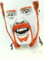 Sheamus by TMOSC