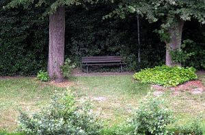 Park Bench by stock1-2-3