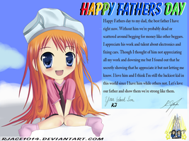 Happy Fathers Day by RJAce1014