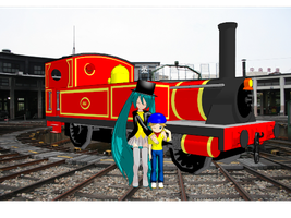 MMD Railway News by Tonypilot