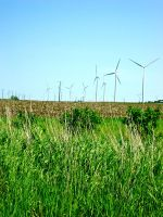 Wind Turbines 1 by 3-sisters-stock