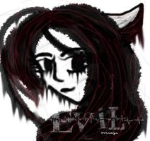 Evil can be sad too by Mr-Lays