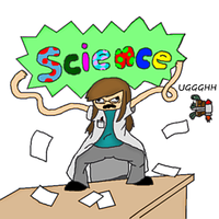 SCIENCE!!!! by Wolfie111496