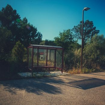 Bus from nowhere by siamesesam