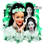 Collage // Rihanna - 2 Fab 2 Care \\ by ItsOnlyNora