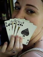 Queen of Cards by AmorVitae