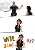 Mass Effect The Back Up romance by Earthsoul22