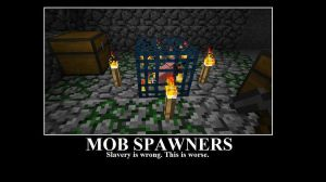 Mob Spawners by LarpLoser