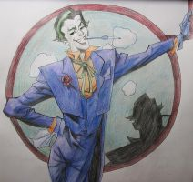 Classic Joker by lovejoker4ever