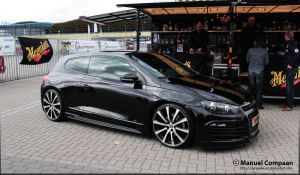 2011 VW Scirocco by Rieger by compaan-art