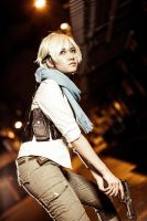 RE6: Sherry Birkin by TION2287