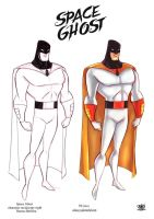 Space ghost by celaoxxx