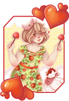 [HSRP] The apple of my eye by crapatiel