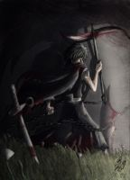 The Reaper by Maou-MaoXD