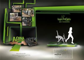 Arina Club by Mojtaba-Sharif