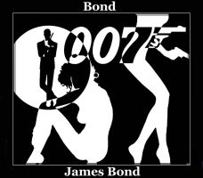 Bond. James Bond. by iczeblu
