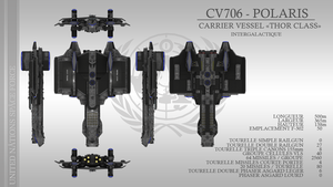 Stargate Polaris Task Group B2 by ZizZgfx