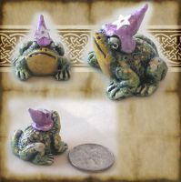 Mini Frog Prince by grimdeva