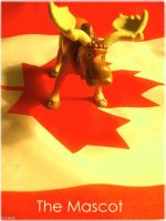 The Canadian Mascot by I-Am-Canadian-Eh