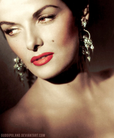 Jane Russell by GuddiPoland