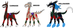Hostile Mounts -REVAMP- by TheSpiderManager