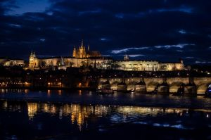 Postcard from Prague by XanaduPhotography
