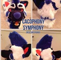 CS Cacophony Turnaround by SaltyFries