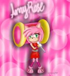 CE:Amy Rose Boom. by Missesamy930
