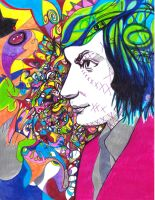 charlie watts 3 by beckstickers