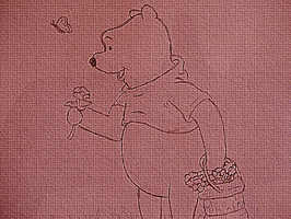 Winnie the Pooh by stacemyster