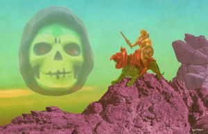 He Man's Quest by Hartter