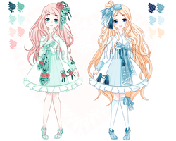 Pastel Adopt Designs *CLOSED* by Reminel