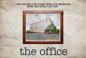 World's Best Boss - The Office Poster by disgorgeapocalypse