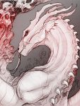 Reign of the Death Dragon by CosmicVirus