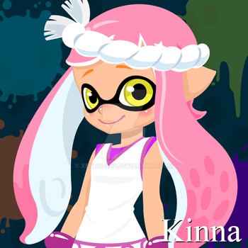 Kinna Inkling by Xenon2462