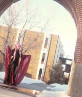 Wicked Lady: Arch by pixiedustling