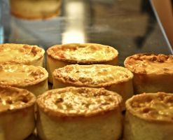 Haggis and Baked Bean Pies by scribbleXcore