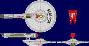 USS Vegas Multi-View by captshade