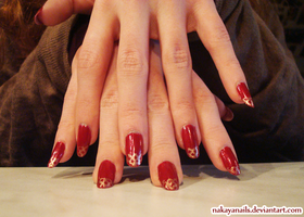 Christmas Nails '11. by NakayaNails